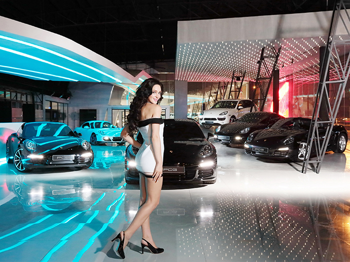 Porsche Car Gallery (PCG) by NK