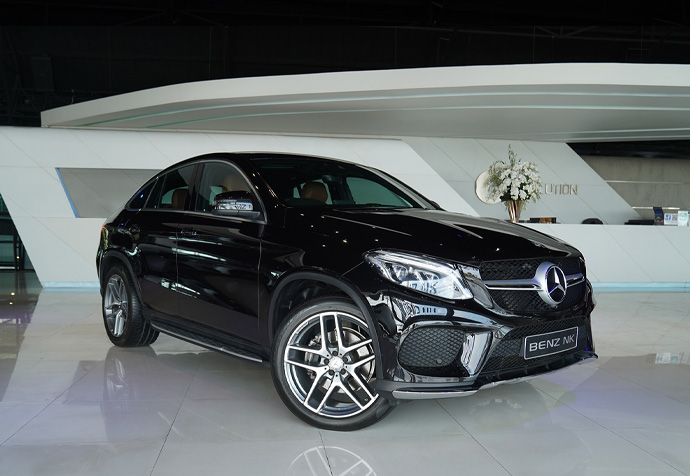 GLE350d Coupe AMG