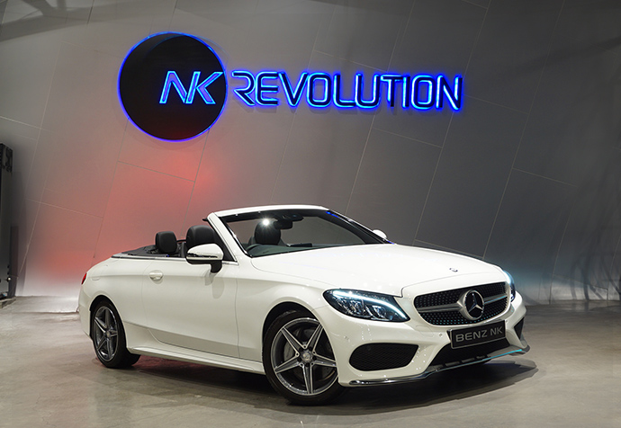 NEW C300 Cabriolet (W205)