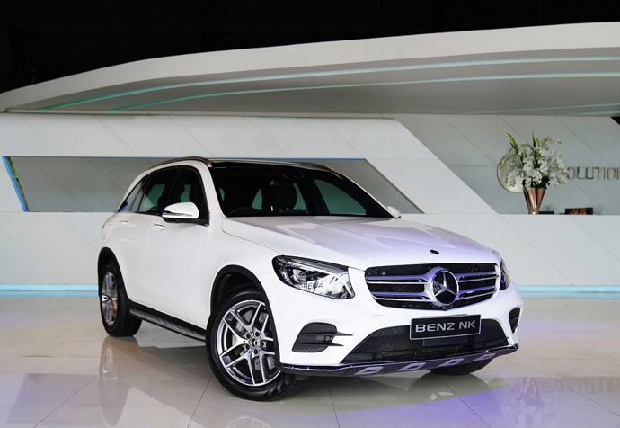 GLC250d Mercedes Benz