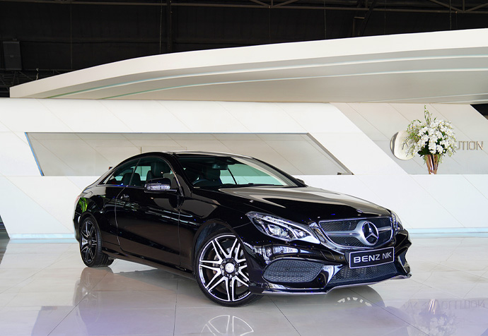 E250 Coupe AMG Sport Plus