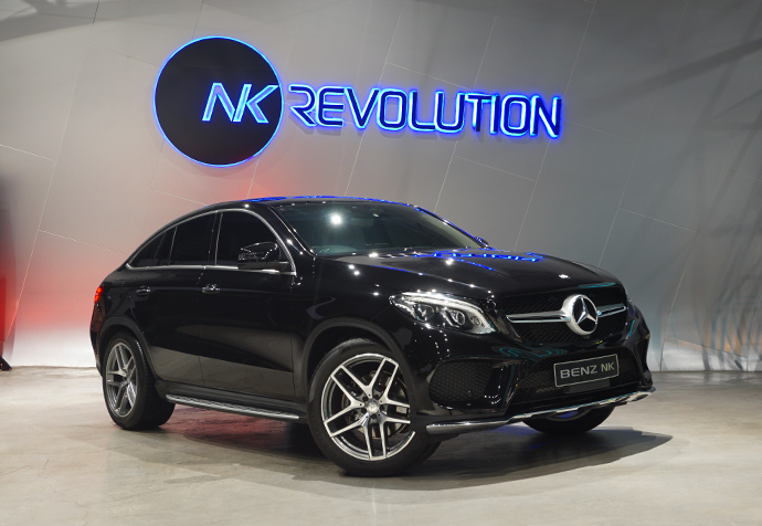 GLE350d Coupe