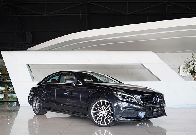CLS250d AMG Facelift Mercedes Benz