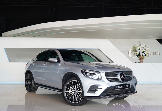 GLC250d Coupe AMG Mercedes Benz