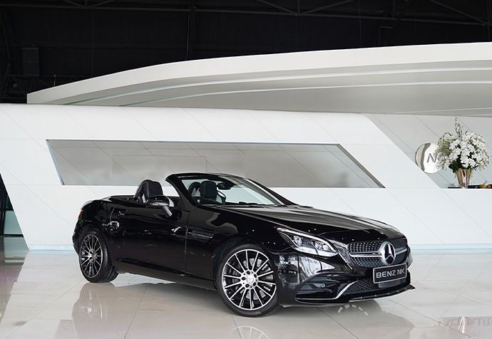 SLC300 AMG Mercedes Benz