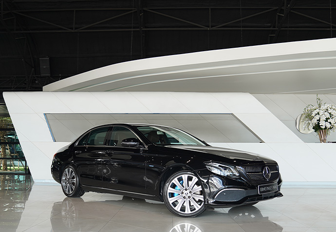 E350e Exclusive Mercedes Benz