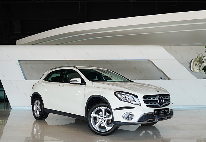 GLA200 Urban Facelift Mercedes Benz