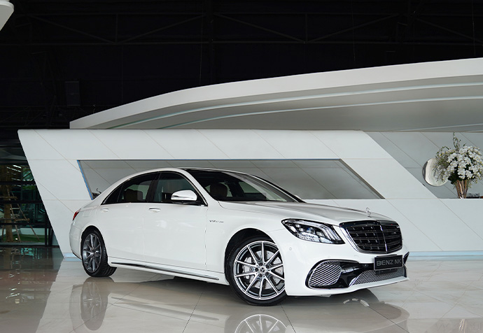 S350d AMG Facelift Mercedes Benz