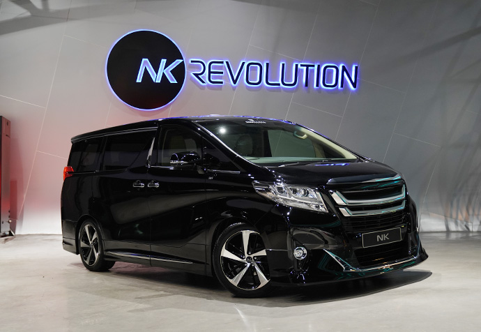 Alphard 3.5 V6 Executive Lounge