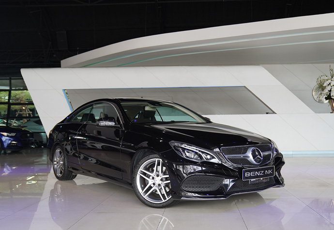 E200 Coupe AMG Facelift