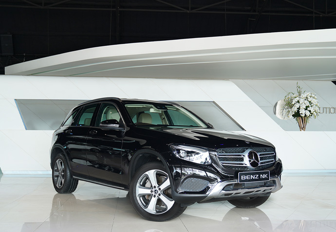 GLC250d Off-Road Mercedes Benz