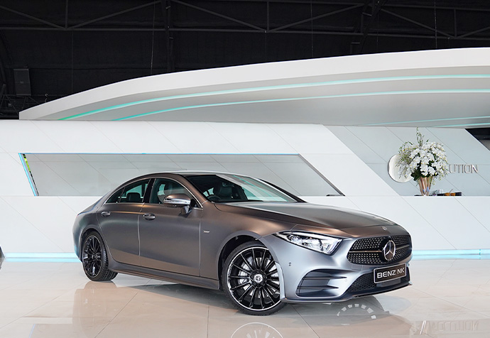 CLS300d AMG Edition1