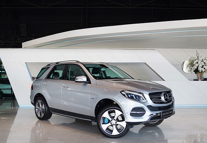 GLE500e Exclusive Mercedes Benz