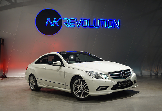E200 CGI COUPE Mercedes Benz