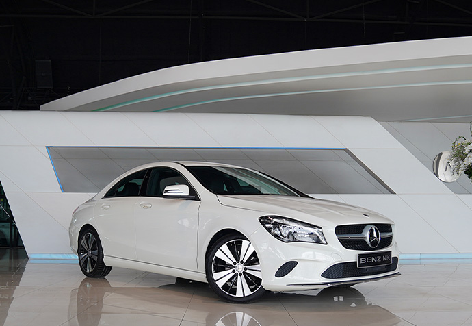 CLA200 Urban Facelift Mercedes Benz