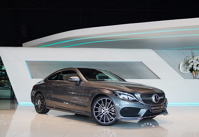 C250 Coupe AMG 9Speed