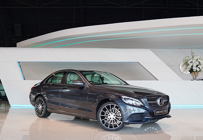 C180 Exclusive Mercedes Benz