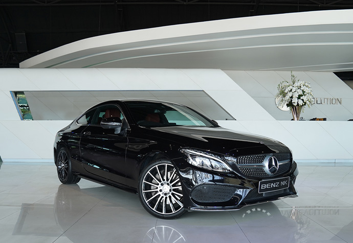 C250 Coupe AMG Mercedes Benz