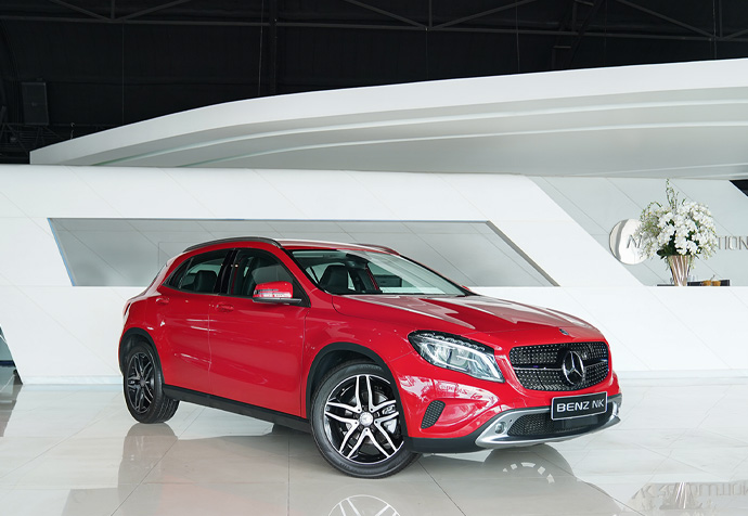 GLA200 Urban Mercedes Benz