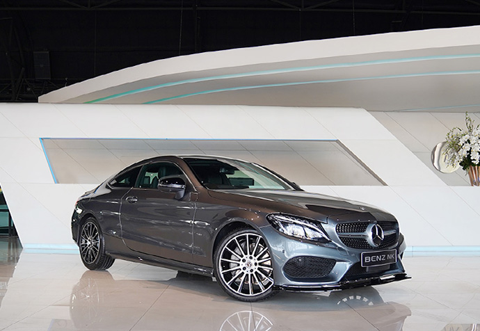 C250 Coupe AMG 9Speed Mercedes Benz