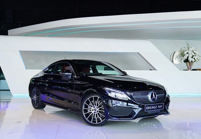 C250 Coupe AMG 9 speed