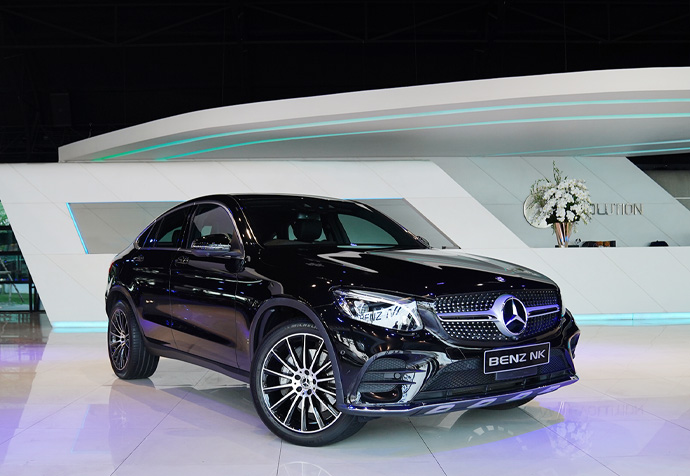 GLC250d Coupe AMG