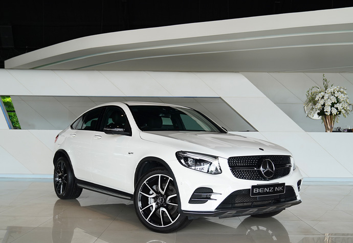 GLC43 Coupe AMG