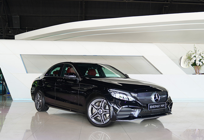 C300e AMG Facelift Mercedes Benz
