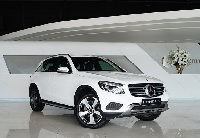 GLC250 Off-Road Mercedes Benz