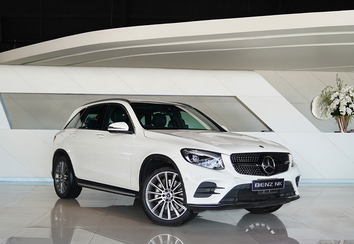 GLC250d AMG Mercedes Benz