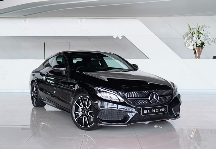 C43 COUPE