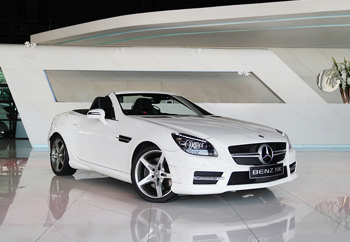 SLK250 CGI CARBONLOOK EDITION (R172)