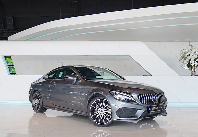 C250 Coupe AMG 9 Speed Mercedes Benz