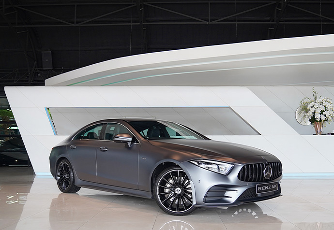 CLS300d AMG Edition 1