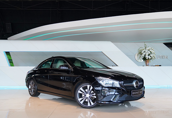 CLA200 Urban Mercedes Benz