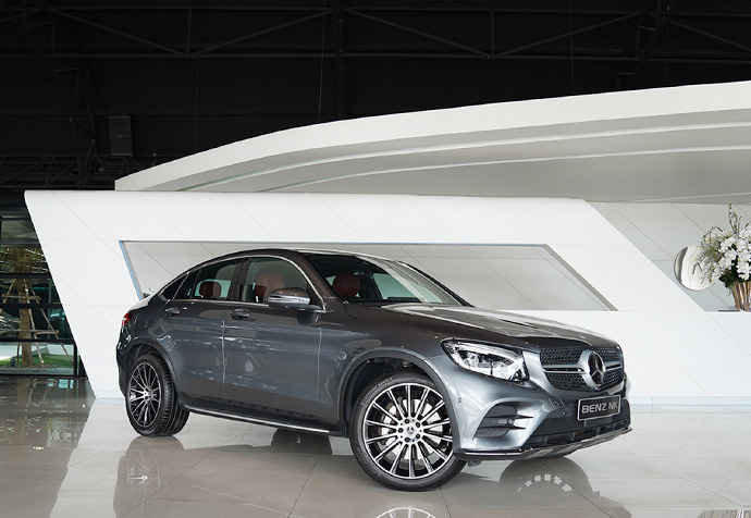 GLC250 Coupe AMG Mercedes Benz