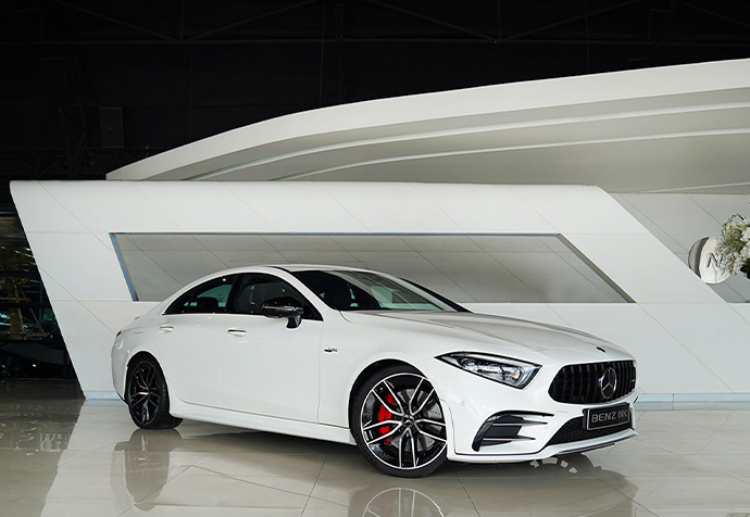 CLS53 AMG