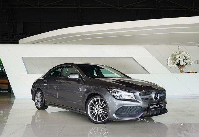 CLA250 AMG Facelift Mercedes Benz