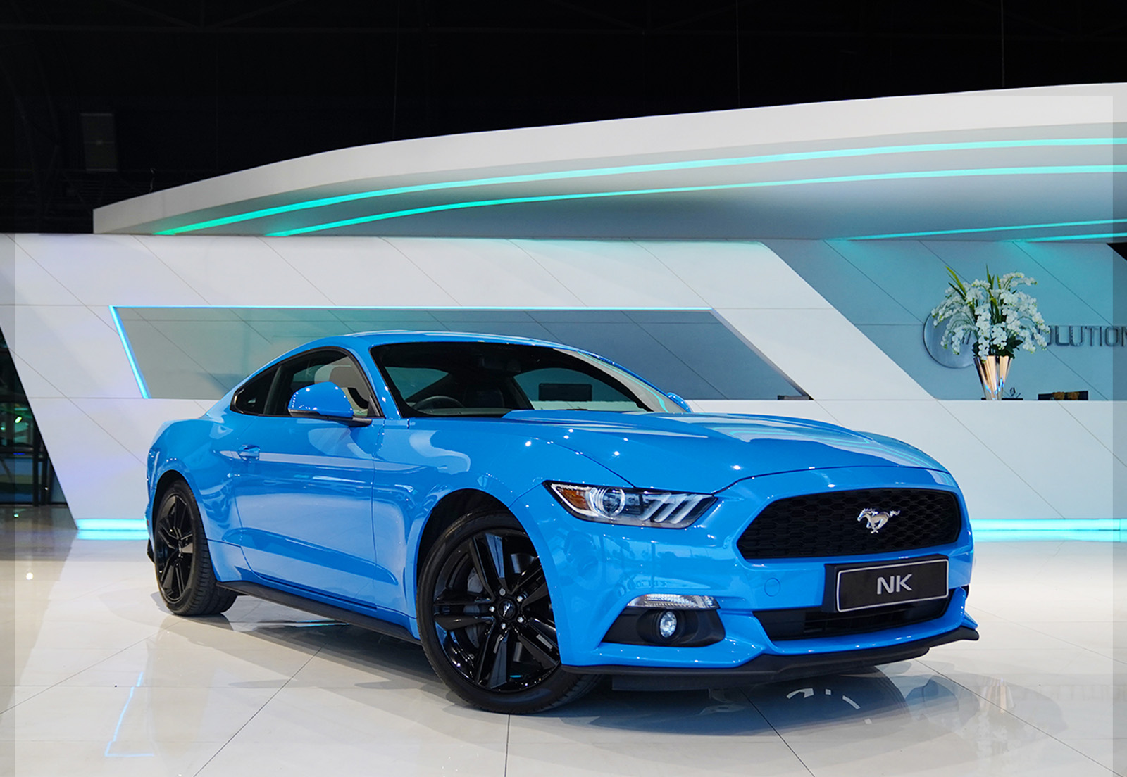 FORD MUSTANG 2.3 Ecoboost Coupe