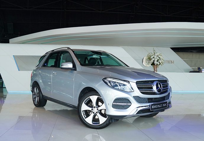 GLE250d Exclusive