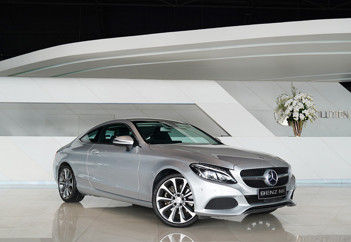 C250 Coupe Sport