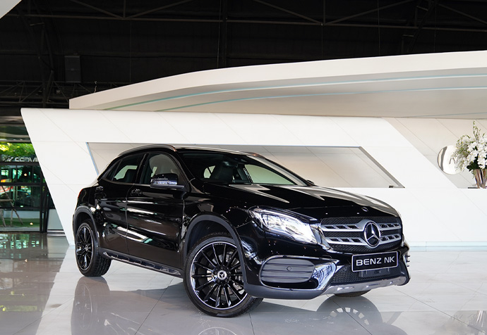 GLA250 AMG Facelift Mercedes Benz