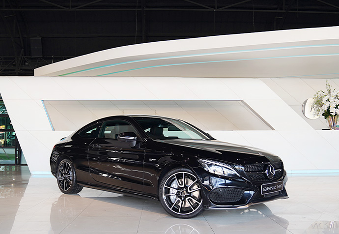 C43 Coupe AMG