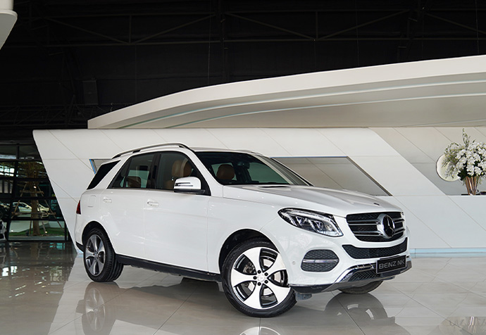 GLE250d Exclusive Mercedes Benz