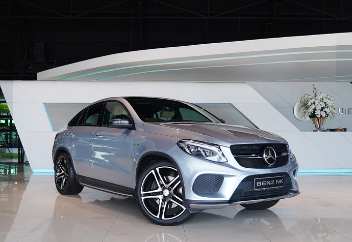 GLE450 Coupe AMG Mercedes Benz