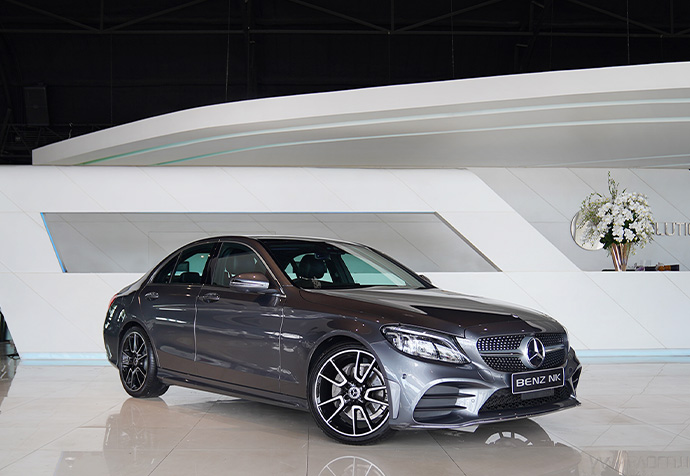 C220d AMG Facelift Mercedes Benz