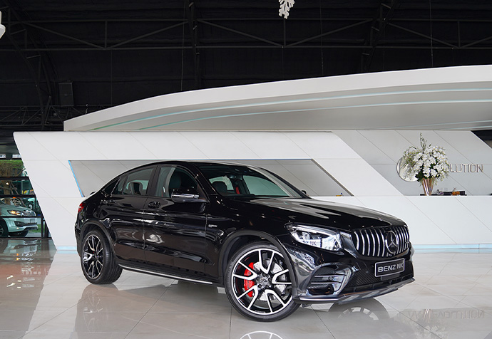 GLC43 Coupe AMG Mercedes Benz
