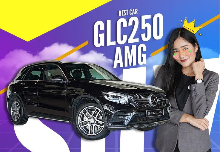 New in! เครื่องดีเซลที่ทุกคนรอคอยมาแล้วว GLC250d AMG เพียง 2.39 ล้าน #ดูแลรักษาง่ายไม่จุกจิก