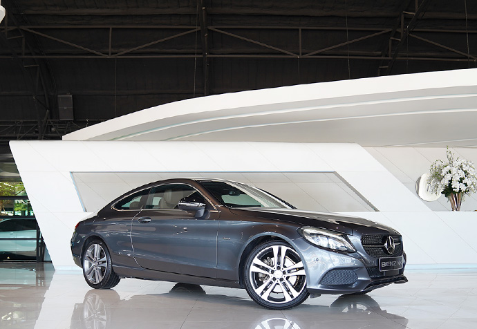 C250 Coupe Edition1