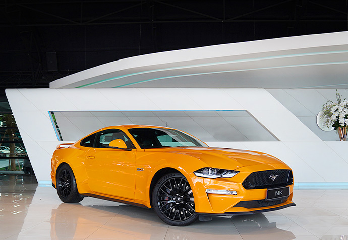 Ford Mustang 5.0 V8 GT Coupe